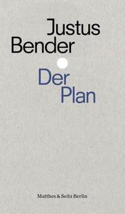 Der Plan - Cover