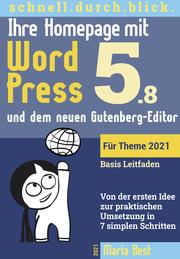 Ihre Homepage mit WordPress 5