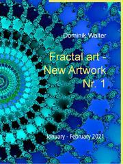 Fractal art - New Artwork Nr. 1