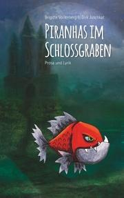 Piranhas im Schlossgraben - Cover