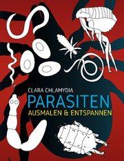Parasiten Ausmalen & Entspannen