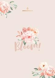 ewiglichtkind - Notizbuch 'Bloom'