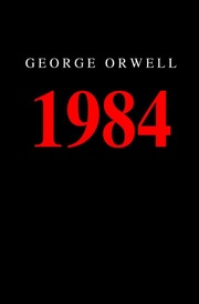 George Orwell: 1984 - Cover