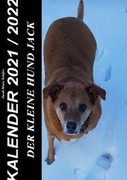 Der kleine Hund Jack - Kalender 2021 / 2022