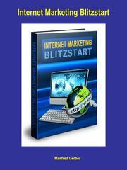 Internet Marketing Blitzstart