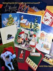 Weihachtsgrüße, Weihnachtskarten, Weihnachtspost