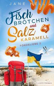 Fischbrötchen und Salzkaramell - Cover