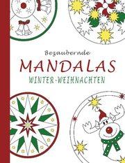 Bezaubernde Mandalas - Winter-Weihnachten