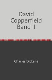 David Copperfield Band II