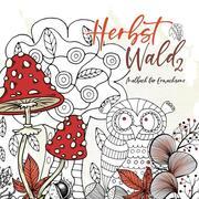Herbstwald Malbuch für Erwachsene 2