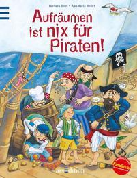 Aufräumen ist nix für Piraten!