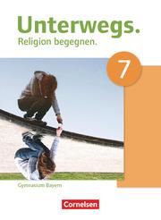 Unterwegs - Religion begegnen - Gymnasium Bayern