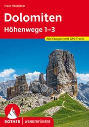 Dolomiten-Höhenwege 1-3