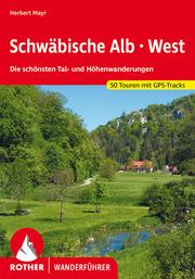 Schwäbische Alb West - Cover