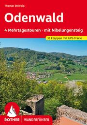 Odenwald Mehrtagestouren - Cover
