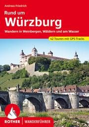 Rund um Würzburg - Cover