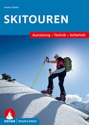 Skitouren - Cover