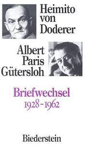 Briefwechsel 1928-1962