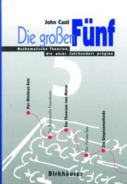 Die großen Fünf - Cover