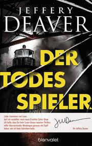 Der Todesspieler - Cover