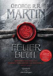 Feuer und Blut - Erstes Buch - Cover