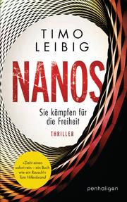 Nanos - Sie kämpfen für die Freiheit - Cover