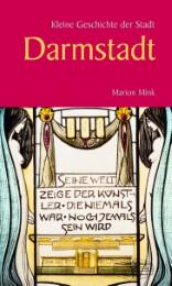 Kleine Geschichte der Stadt Darmstadt - Cover