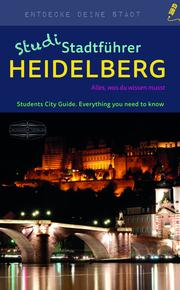 StudiStadtführer Heidelberg
