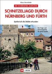 Schnitzeljagd durch Nürnberg und Fürth