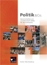 Politik & Co, Gemeinschaftskunde und Wirtschaft/GWG, BW, Gy
