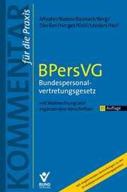 Bundespersonalvertetungsgesetz/BPersVG