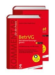 Kombi-Paket: BetrVG (18. Auflage)/Arbeitshilfen (5. Auflage)
