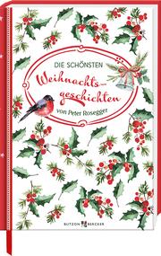 Die schönsten Weihnachtsgeschichten - Cover