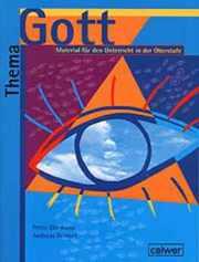 Thema: Gott - Schülerheft