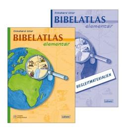 Bibelatlas elementar + Begleitmaterialien