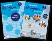 Kombi-Paket: Kursbuch Religion 3