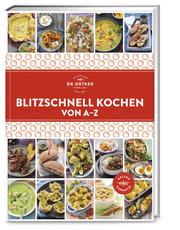 Blitzschnell Kochen von A-Z