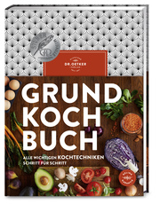 Dr. Oetker - Grundkochbuch