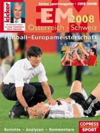 Fußball Europameisterschaft Österreich/ Schweiz 2008