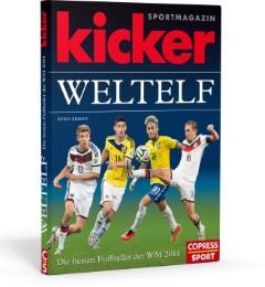 kicker-Weltelf - Die besten Fußballer der WM 2014