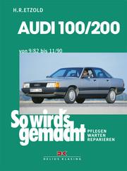 Audi 100 / 200 von 9/82 bis 11/90