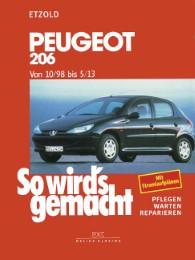 Peugeot 206 - Von 10/98 bis 5/13