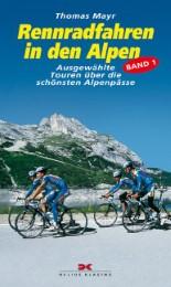 Rennradfahren in den Alpen