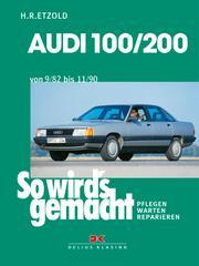 Audi 100/200 von 9/82 bis 11/90