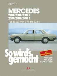 Mercedes 200/230/230 E - 250/280/280 E 1/78 bis 12/84