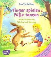 Finger spielen, Füße tanzen 2