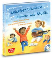 Leichter Deutsch lernen mit Musik