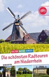 Die schönsten Radtouren am Niederrhein - Cover