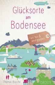 Glücksorte am Bodensee - Cover