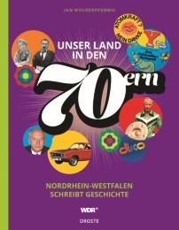 Unser Land in den 70ern - Cover